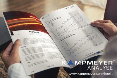 Die KAMPMEYER-Analyse 2015 ist der Immobilienmarktbericht für Köln