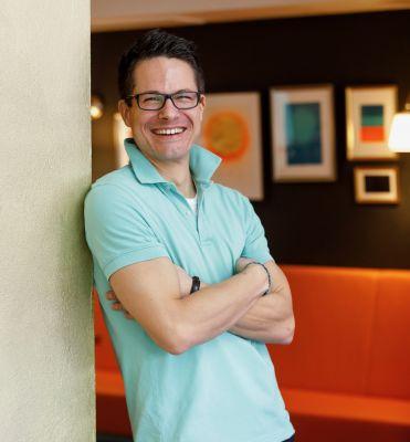 Geschäftsführer Martin Stockburger, Koncept Hotels ©Koncept Hotels