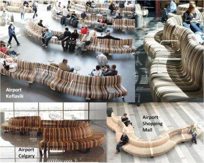 Passenger Terminal EXPO 2017 in Amsterdam