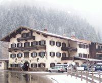 Gasthof zur Post in Oberwössen
