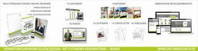 Online Kurs Immobilie selbst vermieten - Platin Edition - Der ImmCoach