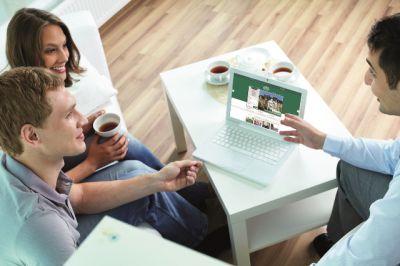 Starker Markenauftritt für Immobilienmakler ohne Kostendruck - der Porta Mondial Lizenzmakler