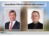 Prof. Dr. Greveler (Hochschule Rhein-Waal) und Dr. Michael Schmidt (CEO RWE Metering GmbH) im Doppelinterview