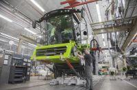 Solide Grundlage für flexible Hallennutzung: KORODUR Industrieböden beim Landmaschinenhersteller CLAAS