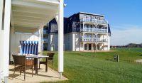 Beste Lage direkt hinterm Deich – die Ferienwohnungen des Upstalsboom Resort Deichgraf