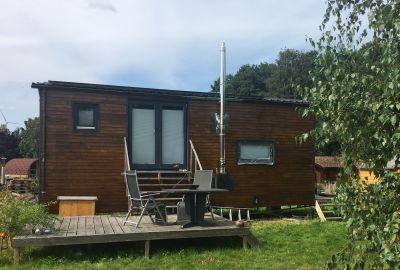 Der Traum wird war: ein eigenes Tiny Haus im Grünen