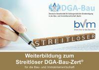 BVM-Weiterbildung Streitlöser/in