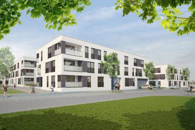 Die WHS baut in München-Riem 70 Wohneinheiten.