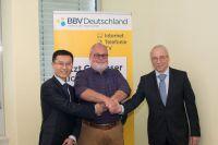 BBV, Bouwfonds & ZTE kooperieren beim privatwirtschaftlichen Glasfaserausbau im unterversorgten ländlichenRaum