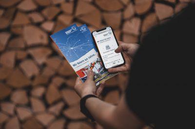 greiterundcie. kreiert mobile Websites, die der Google Mobile Only Strategie entsprechen und gefunden werden, Foto: Bernd Martin