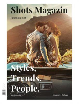Shots Magazin Jahrbuch 2018