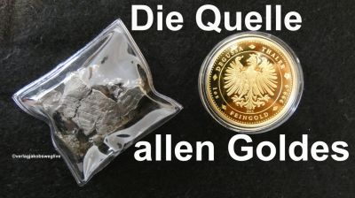 Quelle allen Goldes - ©verlagjakobsweglive