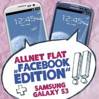 "Allnet Flat ""Facebook Edition"" ab sofort mit Hardware"