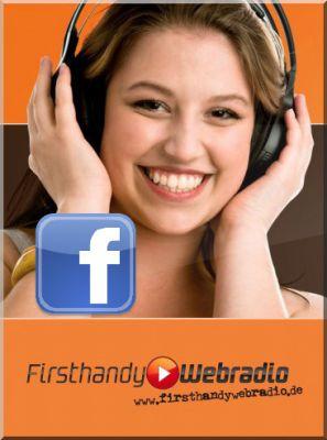 Firsthandy Webradio Fan bei Facebook auf der Fanpage werden zur Europameisterschaft im Fussball 2012
