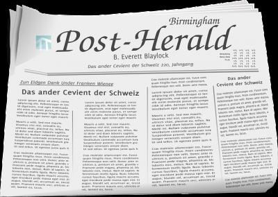 Wird es in 30 Jahren noch Qualitäts-Zeitungen geben?