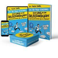 Das 90-Tage-Coaching bestehend aus Buch und Online-Coaching