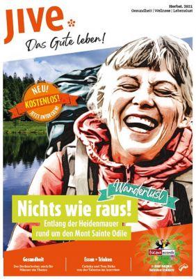 Das neue Magazin JIVE erscheint in Südbaden.