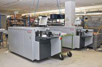 Gleich zwei Horizon  SmartSlitter sind beim Münchner Druckhaus MSDD im  Einsatz.