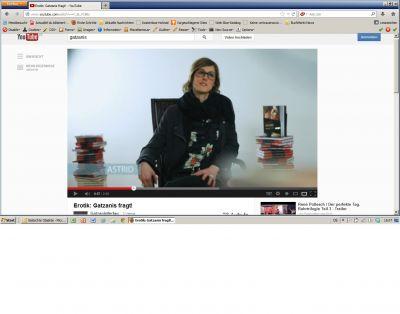neue Kurfilmserie G:fragt! des Gatzanis Verlags geben schnellen Einblick in die Thematik eines Buches