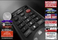 Die Smart Control 5 (URC 7955) von ONE FOR ALL ersetzt bis zu 5 Fernbedienungen