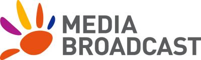 Logo: MEDIA BROADCAST
