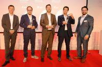 Siegerehrung M7 Partner Awards 2019