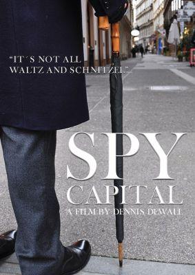 Spy Capital (2021) Poster