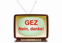 Stiftung Medienopfer fordert: Keine GEZ-Zwangsgebühren