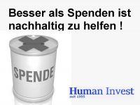 Warum Sie zu Weihnachten nicht mehr spenden sollten. Humanitäre Geldanlage ist der bessere Weg.