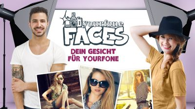 yourfone Faces Contest