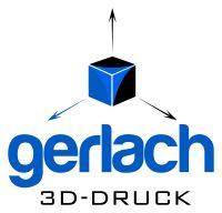Logo der Firma Gerlach 3D-Druck