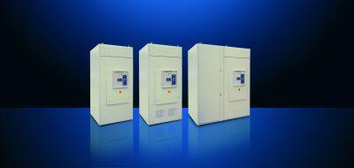 IGEL-Softstarter der ISA-HD-Serie (13,8 kV und 140 A) werden für Klimatisierung des King Khalid International Airport eingesetzt.