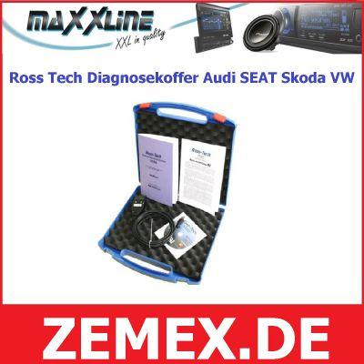 Ross Tech Motor Diagnose Koffer