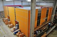 Wo klassische Fachbodenregale standen bietet ein AutoStore-System für die Tollkühn Shoppartner GmbH nun weitaus höhere Leistungen.