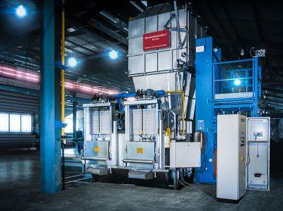 StrikoWestofen installiert die elfte StrikoMelter-Anlage bei CastAlum.