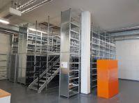 Die Auslegung der Mehrgeschossanlage bietet Reserven für nahezu beliebig große Forschungsausrüstungen. Bildquelle: Thünen-Institut