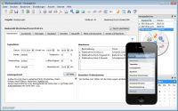 Bauskript Bautagebuch mit iPhone App