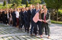 Einen Grund zur Freude hatte das Team von Burnickl Ingenieure. Der Standort in Stuttgart feierte einjähriges Bestehen.