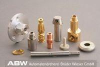 ABW Automatendreherei Brüder Wieser GmbH - Ihr Experte für CNC Drehen