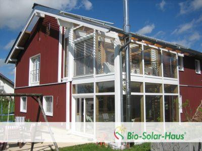 Holzhaus © Bio-Solar-Haus GmbH