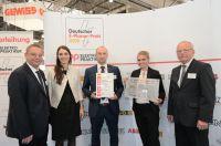 Deutscher E-Planer-Preis auch 2019 für Burnickl Ingenieure. Foto: Martin Klindtworth 2019 / www.zentralfotograf.de