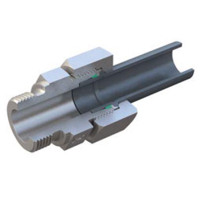 Stauff Form basiert vollständig auf Standard-Bauteilen.