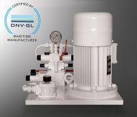 Ruppel Hydraulik hat umfassende Erfahrungen in der Projektierung und Produktion von Hydraulikanlagen für maritime Anwendungen.