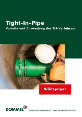 Das Whitepaper der Sanierungstechnik Dommel GmbH beleuchtet das TIP-Verfahrens. (Foto: Sanierungstechnik Dommel)