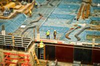 Arbeiter auf einer Baustelle; Foto: Pexels