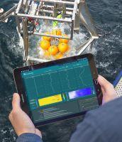 Digital Ocean Lab - ein Forschungsfeld: Umweltüberwachung im Umgebungswasser für Offshore-Öl- und Gas-Plattformen und -Windparks