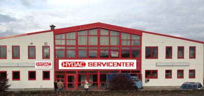 Das zukünftige Servicecenter der Johannes Schäfer GmbH in Polch