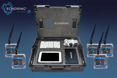 Die EchoRing-Technologie ist eine leistungsstarke Alternative zur kabelbasierten Kommunikation.