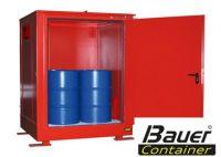 Bauer Container - Ihr Experte für Brandschutzcontainer