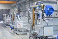 Volle Auftragsbücher für den StrikoMelter PurEfficiency aufgrund seiner Energieeffizienz.